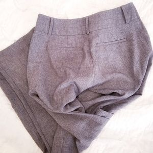 Apt. 9 Pants - Grey trousers dress pants